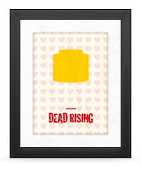 Minimalist Dead Rising Poster